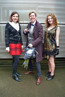 The Doctor and Assistants (2)
