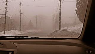 A Foggy Drive - HSS