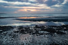 Sunset on the Solent (steveh011) Tags: lee solent sunset beach sky ocean sea water
