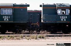 J631 RA1911 RA1915 (RailWA) Tags: railwa joemoir philmelling westrail ra1911 ra1915