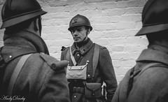 Commandery-1-21 (Darbs66) Tags: commandery worcester ww1 world war 0ne french infantry portrait wartime