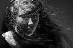 Innocentia Ventum (R J Poole - The Anima Series) Tags: poole r j art artistic contemporary photographicart animaseries rjpoole bw leica leicas mediumformat blackandwhite portrait portraiture beautiful studio indoors lighting closeup australia primelens 70mm summarit