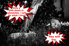 21677 - Duel (Diego Rosato) Tags: amy rory cats gatti animali animals pets giardino garden comic fumetto duello duel star wars guerre stellari obiwan kenobi anakin skywalker darth vader fener bianconero blackwhite nikon d700 70200mm sigma rawtherapee gimp