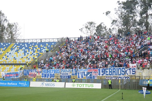 """Hinchas Everton vs CDUC • <a style=""""font-size:0.8em;"""" href=""""http://www.flickr.com/photos/131309751@N08/40324833061/"""" target=""""_blank"""">View on Flickr</a>"""