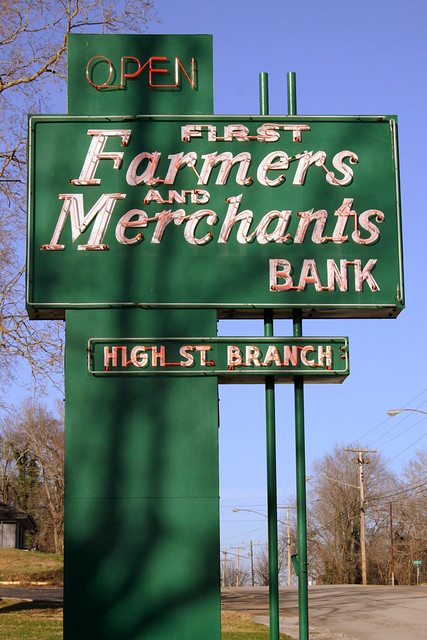 First Farmers & Merchants Bank - Columbia, TN