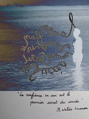 « La confiance en soi est le premier secret du succès » R. Waldo (Calligraphy typography écriture speculaire) Tags: handwriting calligrafia painting writing artwork quotation quotations ecriture dessin quotes quote calligraphy typography typographie calligraphie proverbe citation art