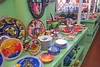 colorful souvenirs :) (green_lover (your COMMENTS are welcome :))) Tags: ceramics shop souvenirs tenerife plates colours