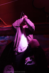 Cover Drive -2694 (redrospective) Tags: 2017 20171212 clubdrive december december2017 london artists concert concertphotography human knee live man microphone music musicphotography musician musicians people performer performers person photography singer singing