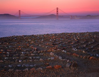 Lands End in San Francisco California