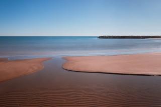 La plage minimum