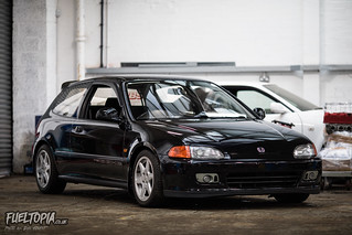 Automek - Honda Civic SiR Project