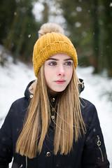 Skaiste (Tomas Ramoska) Tags: snow winter kegworth girl model people portrait tomas ramoska tomasramoska wwwtomasramoskacom leicestershire leicester nottingham nottinghamshire derby derbyshire cute hat 2018 flickr