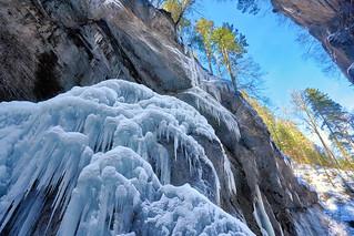 ICY Wonderland - Partnach Gorge, Bavaria
