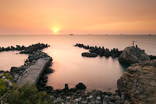冬天的夕陽  IMG_8671