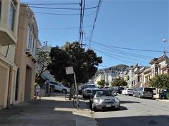 San Francisco, CA, Noe Valley, Street Scene (Mary Warren 13.5+ Million Views) Tags: sanfranciscoca noevalley architecture building house residence victorian urban street landscape