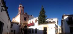 LA PAZ (ΩΩΩΩΩΩΩΩΩ) Tags: virgen paz dolorosa soledad ronda malaga andalucia enero 2018 ninos puente viejo la merced teresianas monjas procesion cultura antropologia