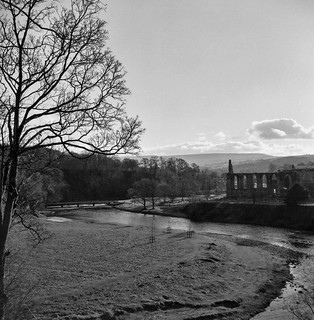 Bolton Abbey and the River Wharfe