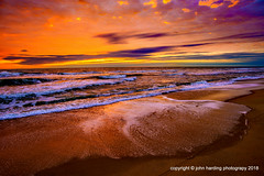 Lazy Tide (T i s d a l e) Tags: tisdale lazytide daybreak coast beach southernshores september summer 2014 easternnc