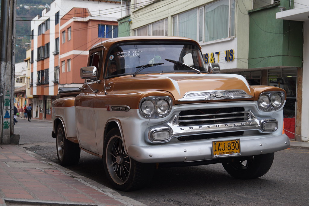 The Worlds Newest Photos Of Chevrolet And Colombia Flickr Hive Mind