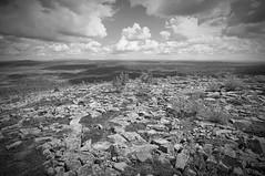 Summer Holiday 2017 (Sami Niemeläinen (instagram: santtujns)) Tags: suomi finland salla tunturi mountain hiking trekking matkailu luonto nature landscape maisema pohjoinen north bw monochrome mustavalkea