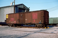 PRR Class X29 9704 (Chuck Zeiler) Tags: prr class x29 9704 railroad boxcar freight box car jeffersonville train chuckzeiler chz