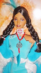 2002 Spirit of the Water Barbie (4) (Paul BarbieTemptation) Tags: limited edition native spirit collection american katiana jimenez world culture water tru exclusive