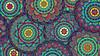 Mandala_Colorful_Pattern (taras gesh) Tags: mandala rangoli hindu motiongraphics dacred geometry magic pattern videomapping videohive ornament ethno