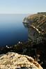 Calm sea and Dingli cliffs in the early morning - Malta (PascalBo) Tags: nikon d300 malta malte europe dingli seascape sea mer landscape paysage cliff falaise outdoor outdoors pascalboegli