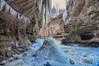 Up Close - Tonti Ice Formation (kendoman26) Tags: hdr nikhdrefexpro2 niksoftware nikon nikond7100 tokinaatx1228prodx tokina tokina1228 starvedrockstatepark travelillinois enjoyillinois