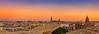 The Rooftops of Seville (Simon Pratley) Tags: 50mm 5dmkiii afternoon andalucía atardecer bluehour canon city cityscape culture españa europa europe evening goldenhour lagiralda landscape leegraduatedfiter luz panorama panoramic sevilla seville simonpratleyphotography sky skyline spain street streetscape sunset urbanscape