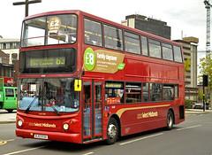 BJ03EUU National Express West Midlands 4446 (martin 65) Tags: warwickshire westmidlands express national road transport alx400 public bus buses birmingham vehicle