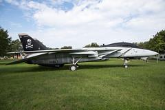 Grumman Tomcat F-14A 159445 (zymurgy661) Tags: f14a grumman 159445 nas norfolk navy aviation aircraft flickr canon virginia usn memorial