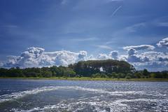 Weide in Wiek (danielrudolf.pics) Tags: beach coastline seashore shore blue sea coast ocean white sand seaside seascape rügen insel weide kühe himmel wolken wellen ostsee mv mecklenburg vorpommern
