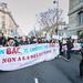 Manif contre la réforme du bac du 1 février 2018