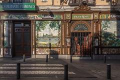 Villa Rosa (michael_hamburg69) Tags: madrid spanien spain españa espagne plazadesantaana flamenco villarosa restaurante kacheln tiles azulejo
