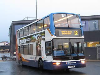 Stagecoach Hull 18042 MX53FMG Hull Interchange on 12 (1280x960)