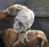 How? (Ellsasha) Tags: puppets puppetiers českýkrumlov czechrepublic oldage brown mummy head dead