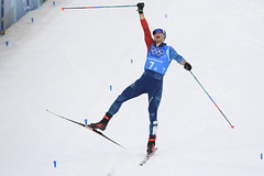 Ski de fond - Relais hommes (France Olympique) Tags: 2018 coree crosscountry fond free games jeux jeuxolympiques jo korea men olympic olympicgames olympics olympiques pyeongchang relais relay ski skiing south sport sud winter coréedusud