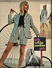 Pantree 1967 (barbiescanner) Tags: vintage retro fashion vintagefashion 60s 60sfashions 1967 seventeen 60steens vintageads 60sads pantree