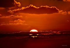 Sky (Arcieri Saverio) Tags: rosso sky red rouge tramonti tramonto cielo nikond5100 nikkor sole sun sunset skyporn nuovole arte