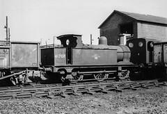 'Half Cab' (4486Merlin) Tags: 41708 bw england europe exlms mpd mr1f060t midlands railways steam transport unitedkingdom brinsworth southyorkshire gbr