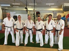 Hanshi Arneil's seminar June 2016