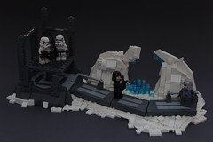 Caves of Ilum. ([Banana Ketchup]) Tags: darktimes dark times starwars stormtrooper ilum star wars lego