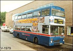 3006 (F306 XOF) ((Stop) The Clocks) Tags: metrobus mcwmetrobus 3006 f306xof wolverhampton wmbuseswolverhampton parklanegarage