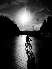 Genova, 2017 (dariaalex) Tags: street shadow sun sky bw