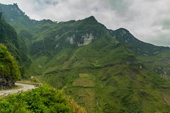 Průsmyk Ma Pi Leng (zcesty) Tags: vietnam23 silnice krajina hory vietnam dosvěta hàgiang vn