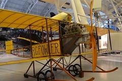 Fowler-Gage Biplane (afagen) Tags: chantilly virginia smithsonian museum nationalairandspacemuseum udvarhazycenter stevenfudvarhazycenter smithsonianinstitution airplane fowlergagebiplane gagebiplane biplane