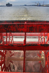 Rollin' Down the River (skipmoore) Tags: nola mississippiriver natchez sternwheeler riverboat