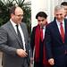 GS Linhart trifft Marokkanischen NRP Benchamach und Delegation