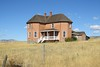 Chesterfield: Moses Muir House (Larry Myhre) Tags: chesterfield idaho ghosttown mormon village mosesmuir house home historic restored